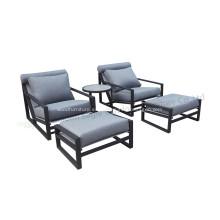 Conjunto de sofás muebles de exterior modernos 2019