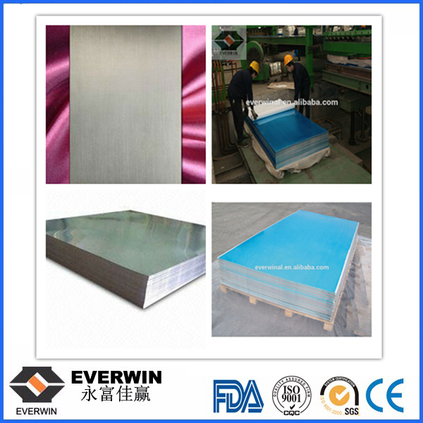 1100 Decorative Aluminum Sheet Panels