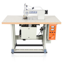 Ultrasonic digital frequency conversion lace machine non-woven fabric clothing sewing and embossing equipment factory direct sup