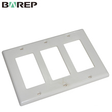 YGC-008 Electrical gfci outlet switches plate wall face plate socket