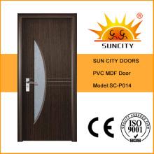 MDF-hochwertige Badezimmer-Türen