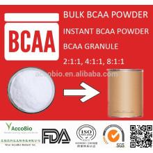 BCAA fermentado vegan 100% puro 2: 1: 1