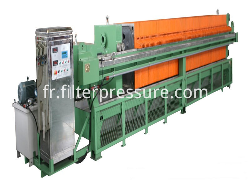 Sewage Cast Iron Filter Press 13