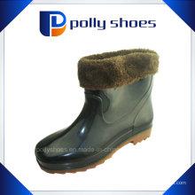 Lange Stiefel für Schuhe Stiefel Herren PVC Schuhe