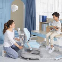 rosa Studentenschreibtischstuhl Schulschreibtisch und Stuhl