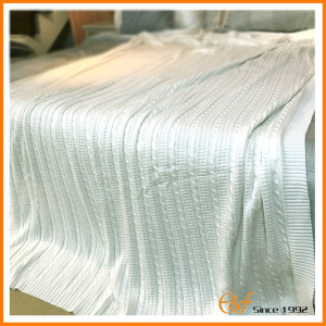 Hot-selling Classical Thin Mexican Cable Knitted Blanket