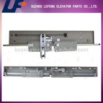 Fermator Elevator Telescopic Car Door System and landing door hanger