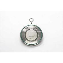 wafer single plate check valve