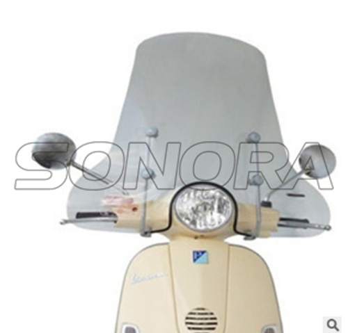 PIAGGIO VESPA LX150 Windshield TYPE 2-1