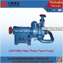 Asp1060 Filtro de prensa de alimentación de la bomba de purines-Sanlian / Kubota