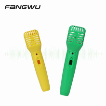 Direct Sale Popular Mic Music Microphone Toy For Kids Toddler Graduations Holidays Birthday Parties Gifts