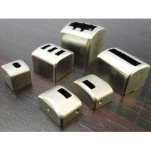 Carcaça de precisão em aço de liga de níquel