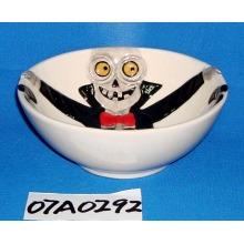 Хэллоуин Декоративная керамическая чаша для конфет