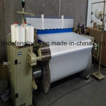 Machine à fabriquer des tissus en polyester Tondeuse à tisser électrique à jet d'eau