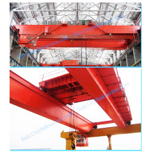 Workshop Double Girder 30 Ton Overhead Crane