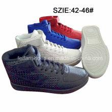 Chaussures de patinage MID-Cut pour homme à bas prix (MP16721-2)