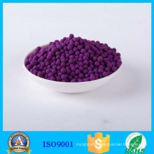 Activated Alumina Adsorbent Impregnated with Sodium Permanganate