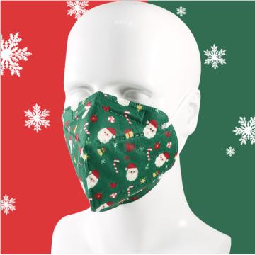 Máscara facial 5 camadas copo descartável poeira KN95