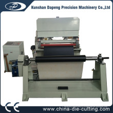 Machine de découpage de rouleaux à feuille à feuille à quatre colonnes
