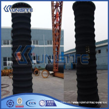 Manguera de goma flexible resistente al calor para la construcción de draga (USB5-005)