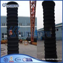 Tuyau en caoutchouc flexible résistant à la chaleur pour la construction de dragage (USB5-005)