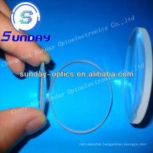 BK7 glass Concave convex lens (meniscus lens)