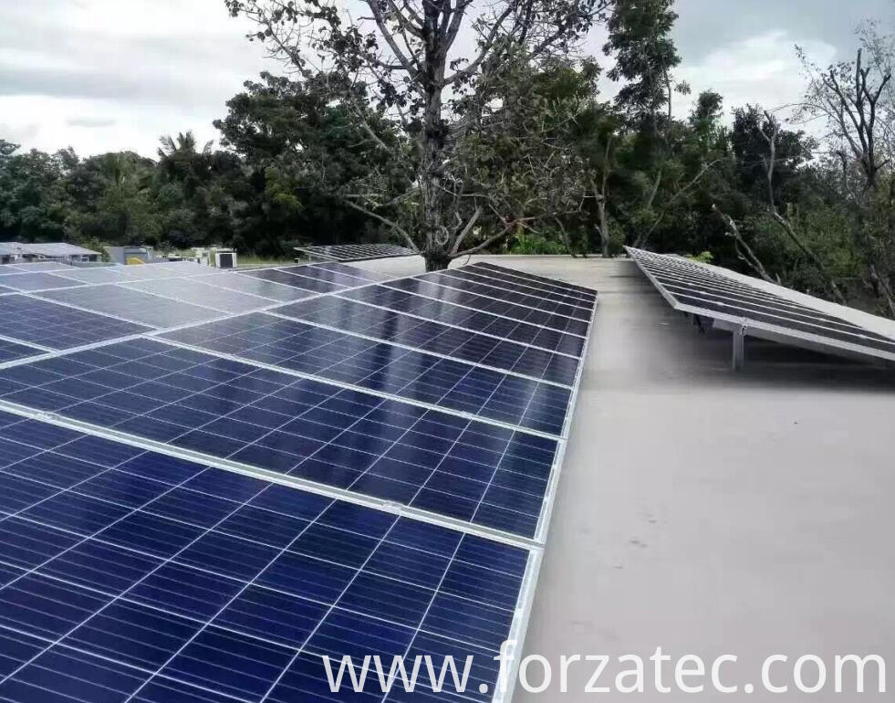 20KW Solar Power Station