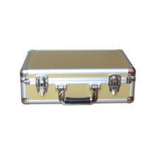 Caja de herramientas de aluminio con EVA para equipos militares