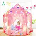 Kids Indoor Princess Castle Girls Child Play Tents