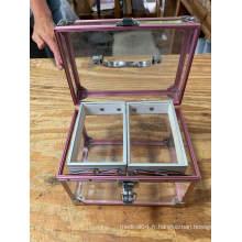 Boîte en aluminium pour médical