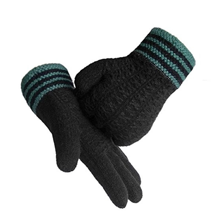 Knit Knitted Gloves