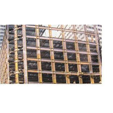 Portable Steel Building Structures for High - Raise Buildin
