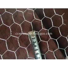 Electro Galvanized Hexagonal Wire Mesh