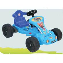 Voiture d'équitation bleue intéressante, voiture à moteur (WJ277074)