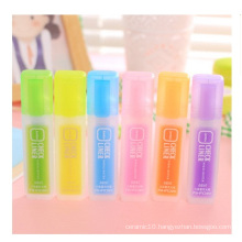 Promotional Small and Fresh Hobby Fluorescent Pen, Creative Students Prizes