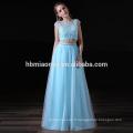 2017 professionnel usine offre maxi longue robe en mousseline de soie sexy longue robe de soirée