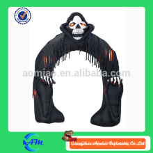 halloween archway inflatable ghost arch for decoration customized inflatable arch for sale