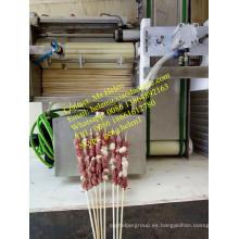 Máquina del fabricante del Kebab / Satay y Kebab Skewer Machine