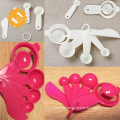 Hot selling smart kitchen gadgets multi function measuring spoons