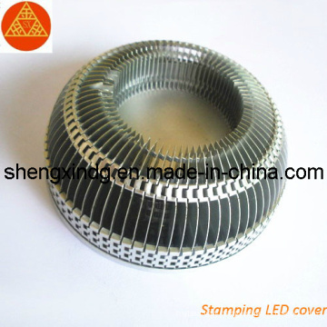 Punching Stamping LED Light Cover (SX027)