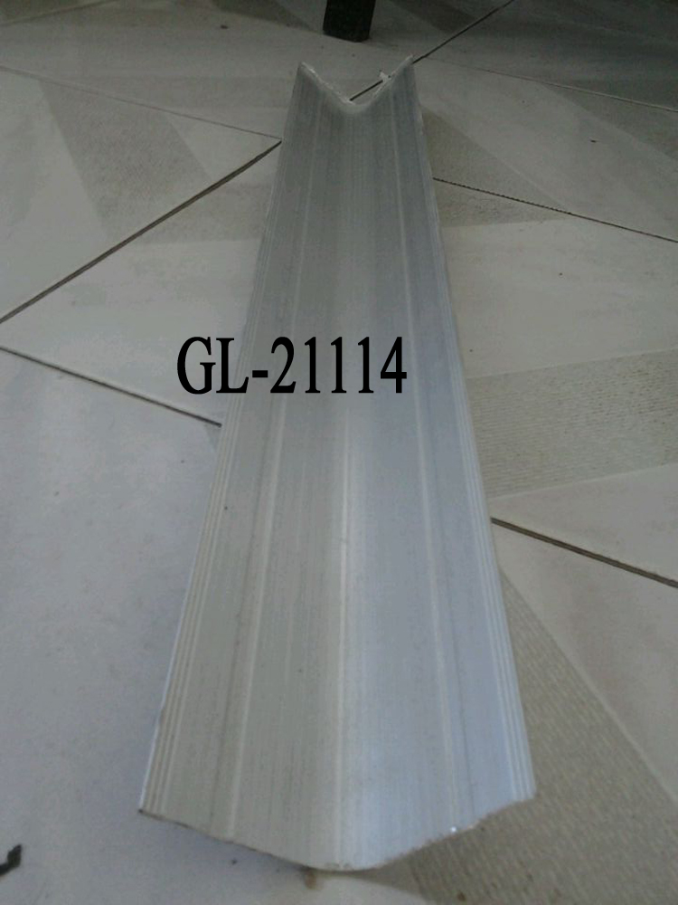 Truck Body Parts Wrap Angle Truck and Trailer Part Aluminium Alloy Hardware for Vehicle Side