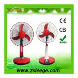 16 inch rechargeable fan with battery wholesale