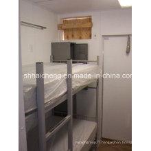 Chine Prix de maison de récipient préfabriqué portatif
