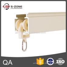 GD17 Carril de cortina quadrado da liga de alumínio quente da venda