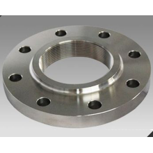 Flange Threaded Coupling Stainless Steel BSPT Flange Fitting