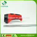 High capacity lead-acid 700mAH 1W LED plastic high power led flashlight torch