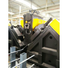 Máquina de perforación de acero de estructura de alta velocidad CNC
