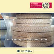 Embalagem de fibra de aramida