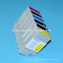 Cartouche d'encre compatible 6 couleurs 130ml PFI-107 PFI-207 Pour imprimante à jet d'encre couleur Canon iPF680