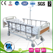 BDE211 3-Function electric adjustable medical beds with CPR Control